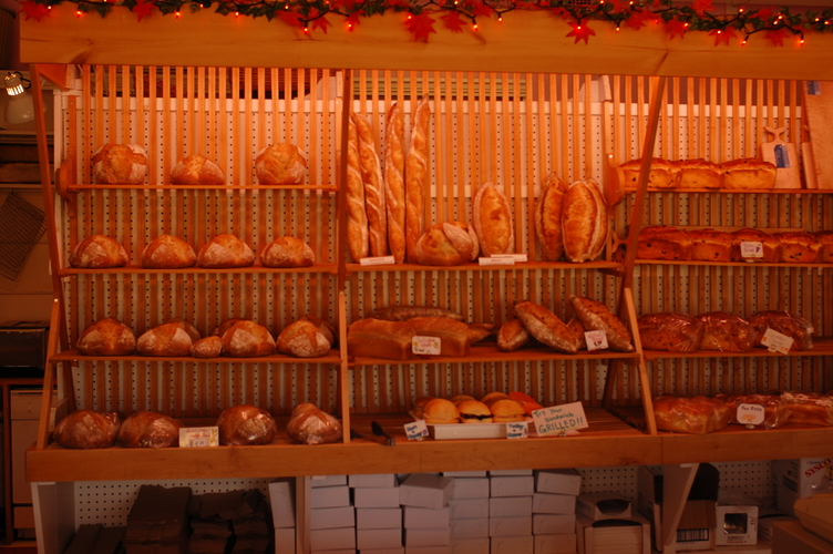 breads displayed in our shop 14Nov2013
